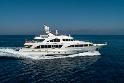 Benetti for sale in Italy for €6,500,000 (£5,763,791)