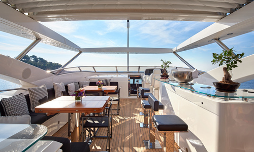 Image of Sunseeker 34m for sale in France for €4,900,000 (£4,339,624) French Riviera,, France