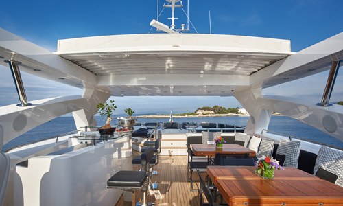 Image of Sunseeker 34m for sale in France for €4,900,000 (£4,218,392) French Riviera,, France
