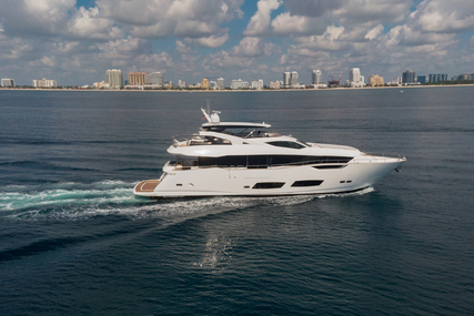 Sunseeker 95 for sale in United States of America for $7,995,000 (£6,198,972)