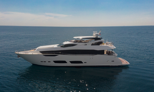 Image of Sunseeker 95 for sale in United States of America for $7,995,000 (£6,222,516) Fort Lauderdale, Florida, United States of America