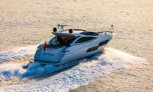 Image of Sunseeker Predator 80 for sale in France for €2,173,125 (£1,984,607) Antibes,, France