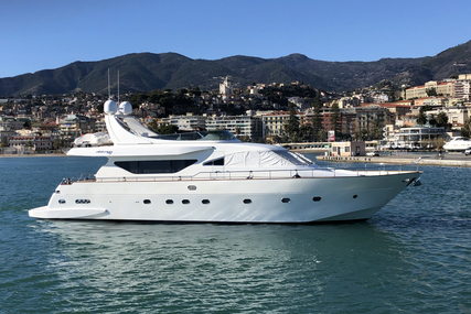 Alalunga 72 for sale in Italy for €470,000 (£408,628)