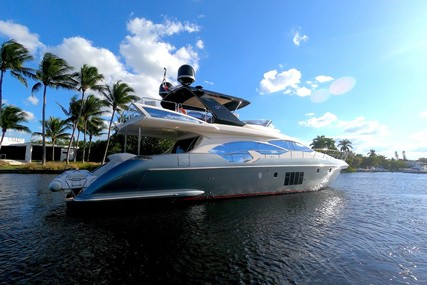 Azimut Yachts 70 Flybridge for sale in United States of America for $1,395,000 (£1,081,622)