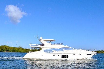 Azimut Yachts 70 Flybridge for sale in United States of America for $1,379,000 (£1,069,216)