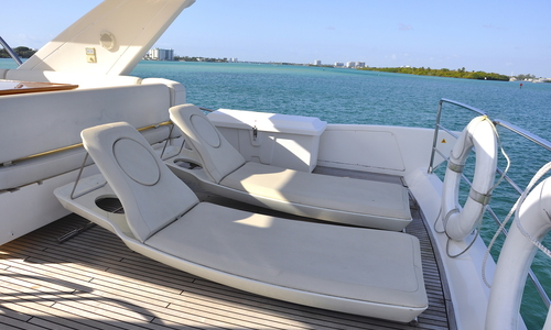 Image of Azimut Yachts 70 Flybridge for sale in United States of America for $1,379,000 (£1,067,627) Detroit, Michigan, United States of America