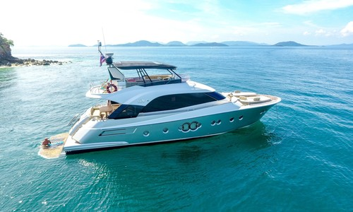 Image of Beneteau Yachts 70 for sale in Thailand for €1,890,000 (£1,724,877) Phuket,, Thailand