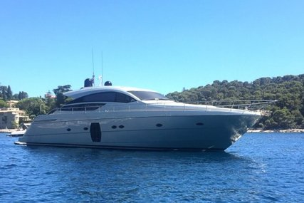 Pershing 64 for sale in France for €1,190,000 (£1,021,091)