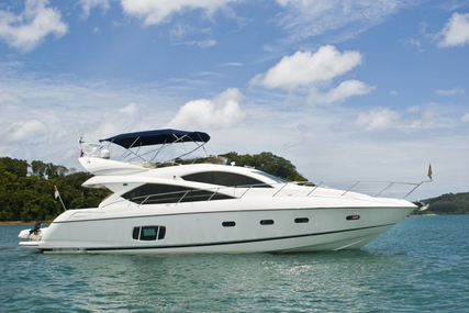 Sunseeker Manhattan 60 for sale in Thailand for $699,000 (£541,168)
