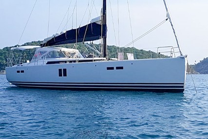 Hanse 545 for sale in Thailand for €285,000 (£245,360)
