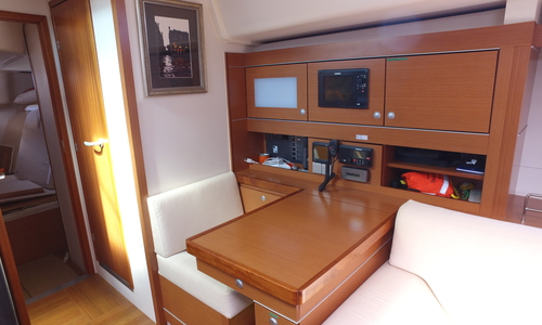 Image of Hanse 545 for sale in Thailand for €285,000 (£244,589) Phuket,, Thailand