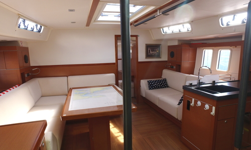 Image of Hanse 545 for sale in Thailand for €285,000 (£260,295) Phuket,, Thailand