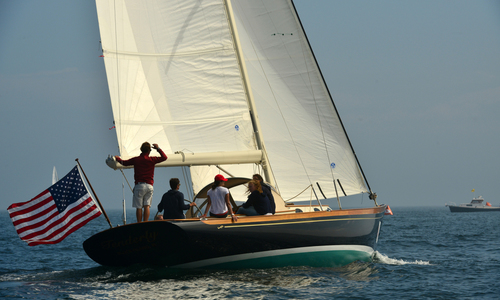 Image of Friendship 40 for sale in United States of America for $775,000 (£608,392) Nantucket, Massachusetts, United States of America