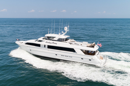 Hatteras 100 Motor Yacht for sale in United States of America for $4,000,000 (£2,868,700)