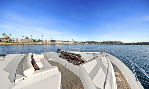 Image of Princess V72 for sale in United States of America for $1,899,000 (£1,369,201) Marina Del Rey, California, United States of America