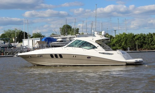 Image of Sea Ray Sundancer for sale in United States of America for $349,000 (£256,463) Haverstraw, New York, United States of America