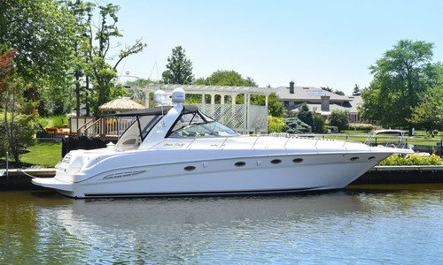 Image of Sea Ray 46 Sundancer for sale in United States of America for $179,500 (£139,176) Babylon, New York, United States of America
