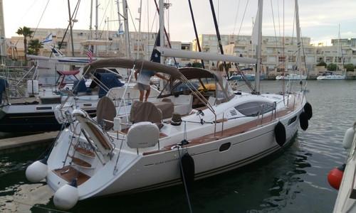 Image of Jeanneau Sun Odyssey 50 DS for sale in Greece for €288,000 (£261,421) Lefkada, , Greece