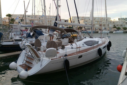 Jeanneau Sun Odyssey 50 DS for sale in Greece for €288,000 (£263,016)
