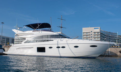 Image of Princess 64 for sale in Russia for €1,150,000 (£1,049,529) Bolshoy Sochi, , Russia