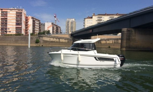 Image of Jeanneau Merry Fisher 605 for sale in France for €39,990 (£36,656) Chalon-sur-Saône, , France