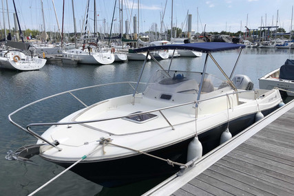 Jeanneau Cap Camarat 7.5 WA for sale in France for €29,500 (£26,941)