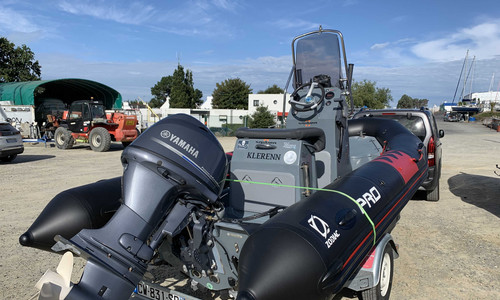 Image of Zodiac Pro 550 for sale in France for €13,500 (£12,375) Concarneau, , France