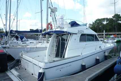 Beneteau Antares 10.80 for sale in France for €65,000 (£59,679)
