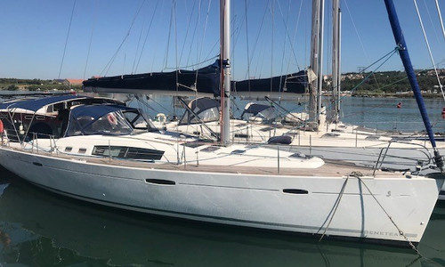Image of Beneteau Oceanis 46 for sale in France for €149,900 (£136,618) ARZON, MARTIGUES, , France