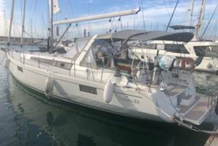 Beneteau Oceanis 48 for sale in France for €298,000 (£267,928)