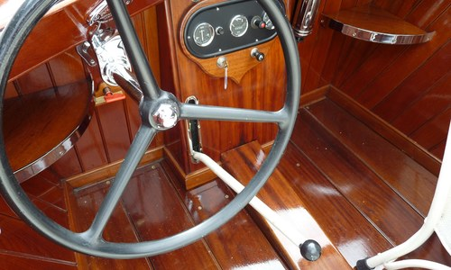Image of Andrews Slipper Stern Launch for sale in United Kingdom for £35,950 Beale Park, United Kingdom
