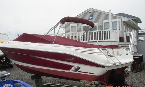 Image of Sea Ray 240 BR for sale in United States of America for $12,250 (£8,797) West Creek, New Jersey, United States of America
