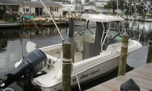 Image of Wellcraft 23 for sale in United States of America for $50,000 (£38,555) Forked River, New Jersey, United States of America