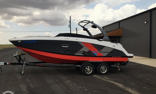 Image of Four Winns HD 240 for sale in United States of America for $78,100 (£54,987) Lubbock, Texas, United States of America