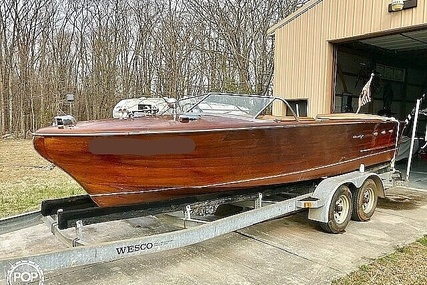 Chris-Craft Continental for sale in United States of America for $12,500 (£9,692)