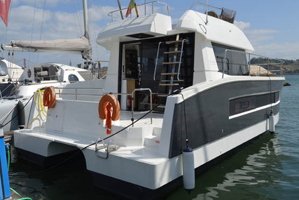 Fountaine Pajot MY 37 for sale in Portugal for €290,000 (£265,714)