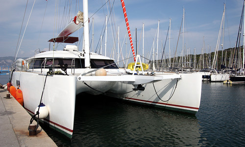Image of Sunreef Yachts 70 Sailing for sale in France for €1,200,000 (£1,087,577) Le Gosier, Guadeloupe, , France