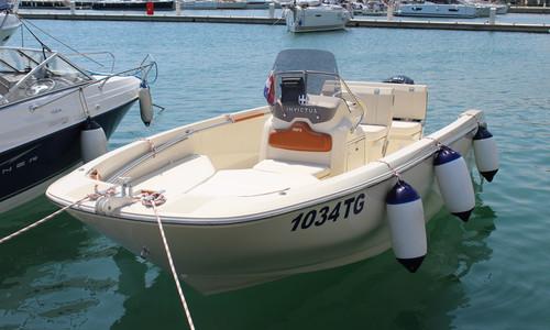 Image of Invictus 190 FX for sale in Croatia for €35,475 (£32,571) SEGET DONJI, , Croatia