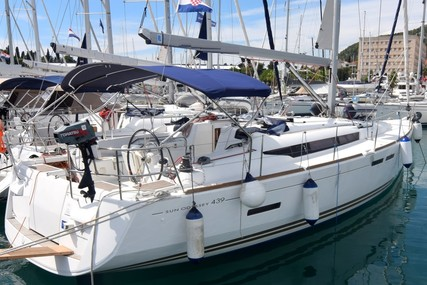 Jeanneau Sun Odyssey 439 for sale in Croatia for €120,000 (£109,590)