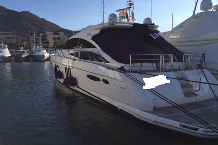 Princess V65 for sale in Montenegro for €520,000 (£474,890)