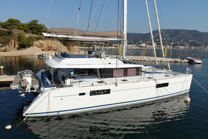 Lagoon 560 for sale in France for €1,080,000 (£989,963)