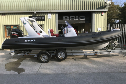 Brig Eagle 650H (2015) - ORCA Hypalon Fabric Impression for sale in United Kingdom for £36,995