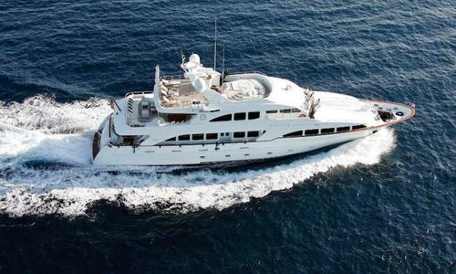 Image of Benetti Classic 115 for sale in United States of America for $7,995,000 (£5,731,840) Unknown, Florida, United States of America