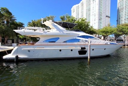 Azimut Yachts 2008  80 for sale in United States of America for $1,399,000 (£992,931)