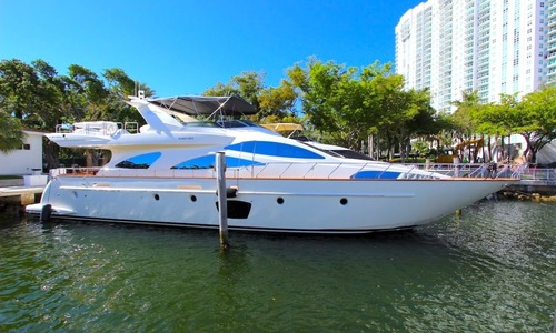 Image of Azimut Yachts 2008  80 for sale in United States of America for $1,399,000 (£1,004,668) Aventura, Florida, United States of America