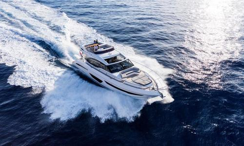 Image of Princess 65 for sale in Colombia for $2,299,000 (£1,631,700) Cartagena,, Colombia