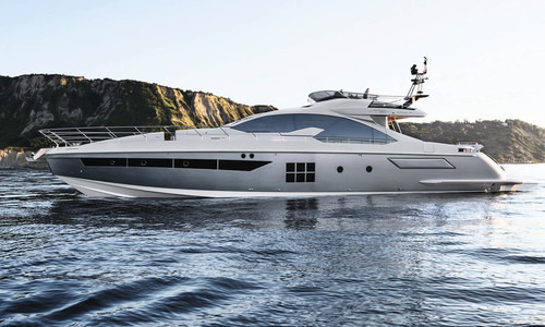 Image of Azimut Yachts 77 S for sale in United States of America for $3,856,620 (£2,990,254) ,, United States of America