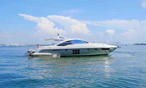 Image of Azimut Yachts S62 for sale in Colombia for $950,000 (£745,771) Cartagena,, Colombia