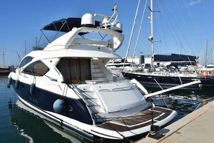 Sunseeker 60 for sale in Mexico for $650,000 (£478,539)