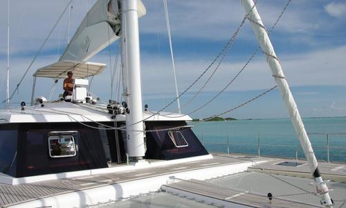 Image of Sunreef Yachts 62 Sailing for sale in Tunisia for $938,697 (£729,436) Unknown,, Tunisia